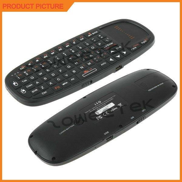 Rii I10 2.4g Arabic Wireless Keyboard And Mouse For Raspberry Pi ...