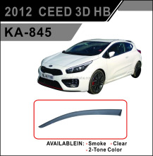 Wind Deflector For 2012- CEED 3D HB(KA845)