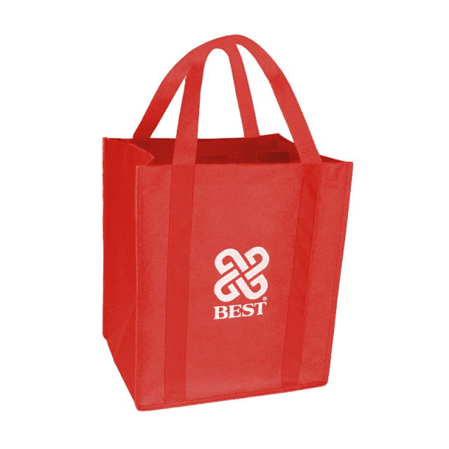 Environment friendly easy carry non woven bag