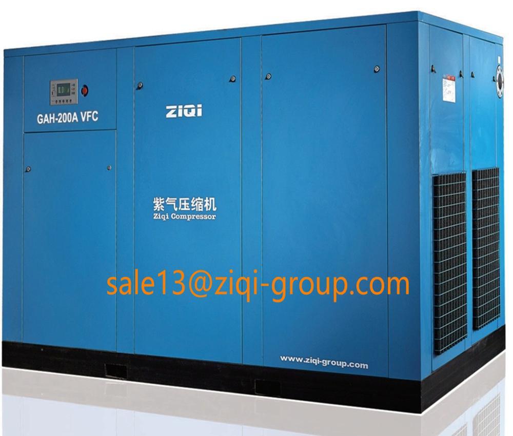 AC power medium pressure screw compressor 75-315KW