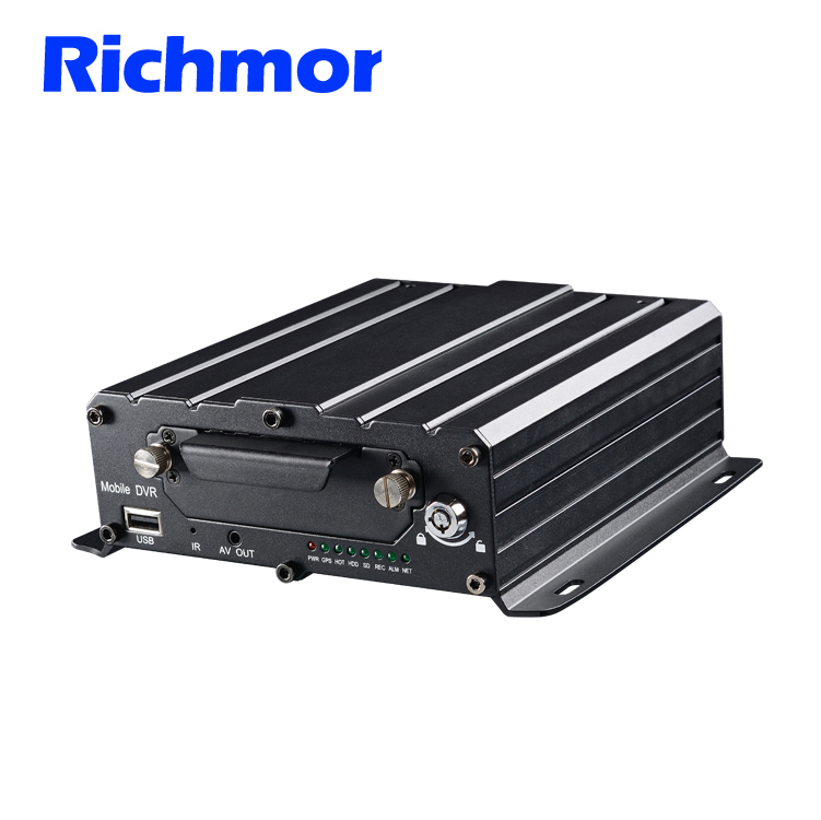 richmor low cost 8-36v power support H.264 mobile dvr with USB backup,RCM-MDR7104XXXI