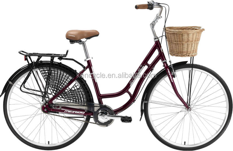 "28"" Comfort BiKe/Classic City Bike/Aluminum Classice Lady Bike SY-CB2893"