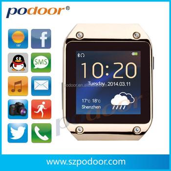 Smart Uhr PW305 [BEITRAG] MTK6250/Bluetooth …