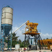 High-Efficiency Precast Concrete Batching Plant Batching Concrete Plant
