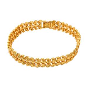 7d6c1279b6ead 74471 xuping 24k gold jewellery Ladies gold bracelet models fashion bracelet