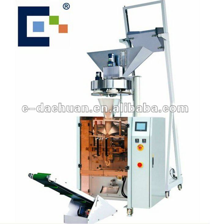 DP-420B measuring cups device corn packaging machine