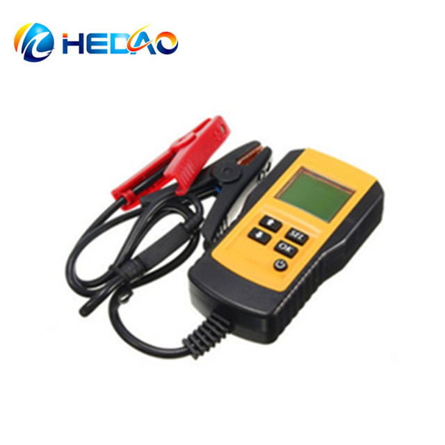 Kit Automotive battery analyzer car tester diagnostico scanner