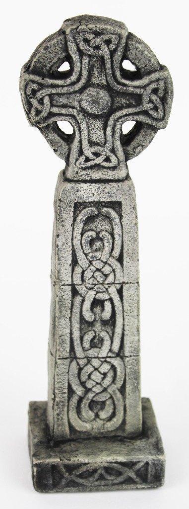 Buy Irish Celtic High Cross Resin Garden Statue With