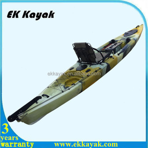 Kayak con pedales professional single person fishing kayak