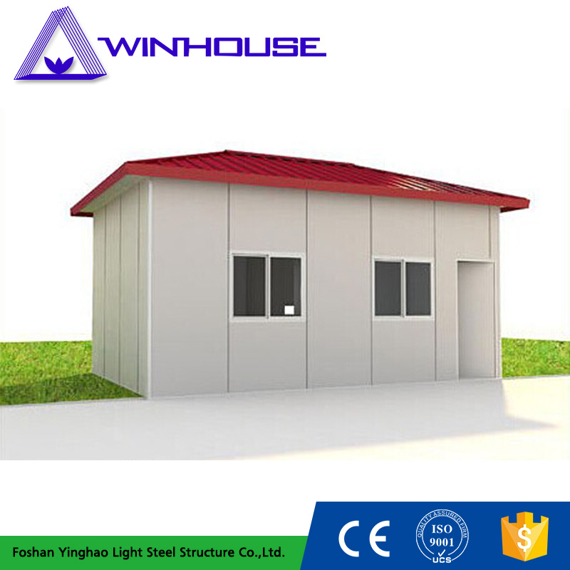 Prefabricated Small Two Bedroom House With Terrace - Buy Two Bedroom  House,House With Terrace,Prefabricated Houses Product on Alibaba.com