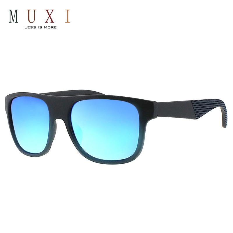 6ad407983b Retail Colorful Mirror Lens Fashion Sunglasses