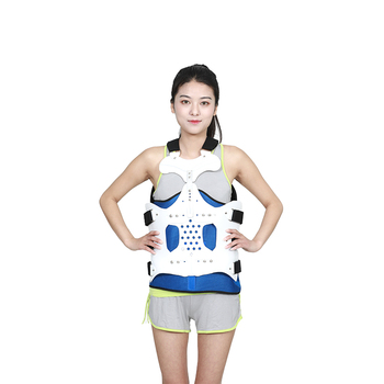 Thoracolumbar lumbar sacral spine support brace for sale