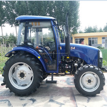 Tractor machine agricultural High Quality 55HP mini tractor with farm equipment price list
