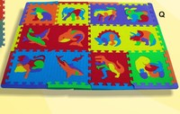 Other puzzle sets floor mat/puzzle game