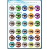 HOT 50 colors Korea FDA FreshTone color contact lens wholesale colored contacts 14.5mm premium soft cosmetic contact lenses