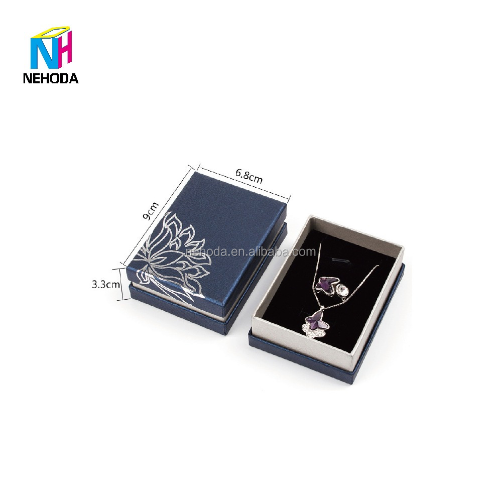 New Listing Luxury Jewelry Packaging Gift Box ,2017 Hot Selling Jewel Paper Boxes