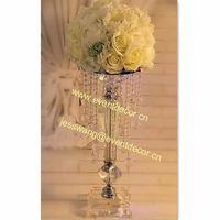 Acrylic wedding centerpiece in Event & Party Supplies