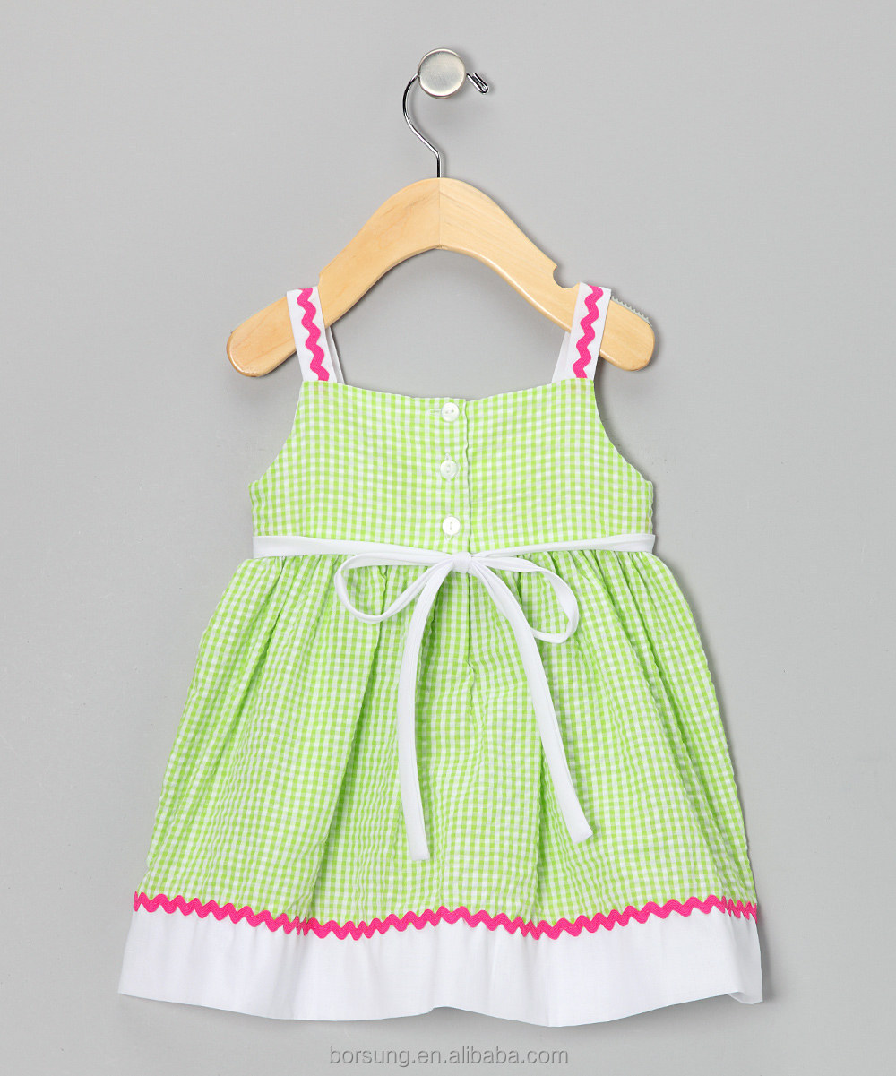 Oem Factory 2015 Summer Latest Round Neck Simple Cotton Frock ...