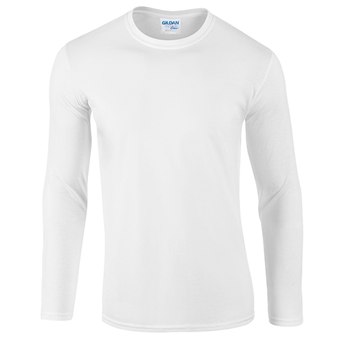 Custom printing 100% organic cotton quick dry plain long sleeve sport t shirt for men