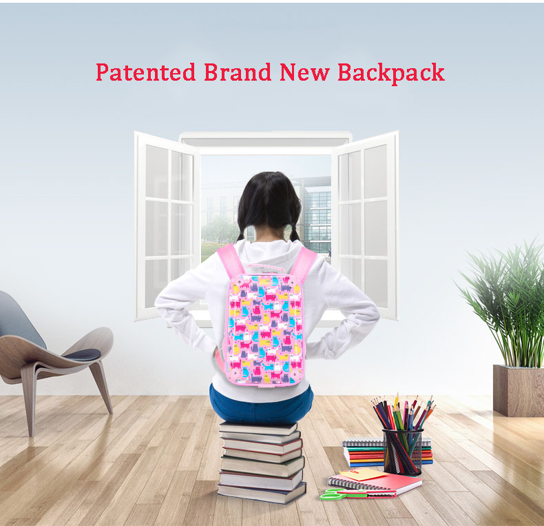 Custom grey color boys school bags printing cartoon kids backpack for primary  school b3dd156183a65