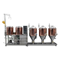 Standard micro brewery 200l equipment nano brewery home brewing fermenting