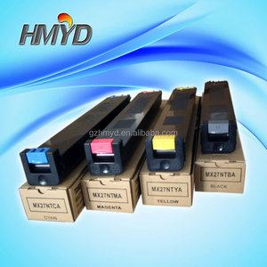 empty cartridge Toner cartridge, MX27 toner for use in MX2300N/ MX2700N/MX2700NJ