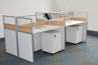 Office Furniture/ Counter/ Workstation Office Workstation Layout ...