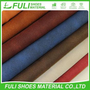 Hot Durable Genuine Leather Upholstery Fabric