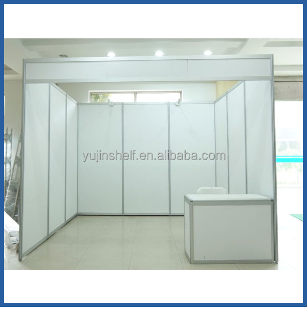 Standard Exhibition Booth : Standard aluminum exhibition display shell scheme