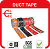 supply Top quality single side cloth decorative duct tape(can be torn by hand) for scrapbook