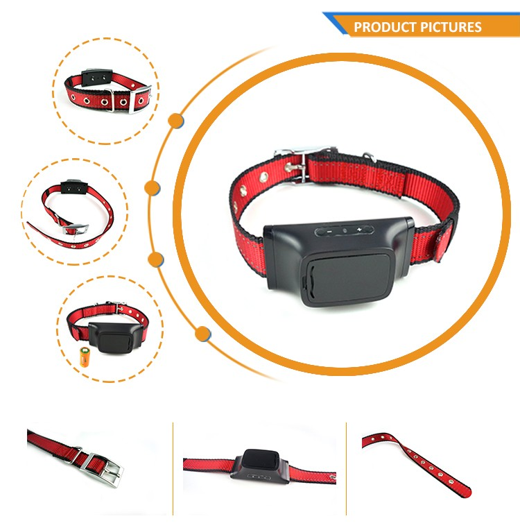Anti Dog Barking Ultrasonic Device, Ultrasonic No Bark Control Dog Collar,Electronic Stop Bark Dog Collar