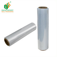 Shenzhen Plastic Film Roll Lldpe Wrap Stretch Film Packaging Stretch Wrap Film manufacturer