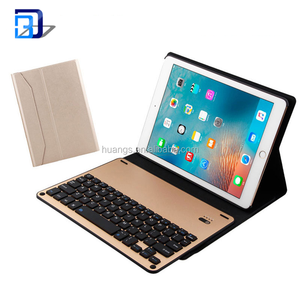 2017 Alibaba Best Sellers For Apple Macbook Pro Wireless Keyboard PU Leather Laptop Case For Ipad Pro 10.5 Case