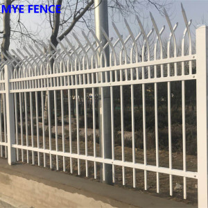 Modern Stainless gate and steel grills fence posts design philippines for sale