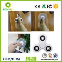 Relieve Stress Plastic metal steel bearing Hand Spinner Fidget spinners toys fidget toy spinner