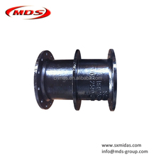 FBE fusion bonded epoxy ductile cast iron pipe fitting puddle flange