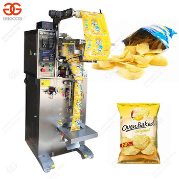 Best Price High Efficiency Potato Chips Packing Machine