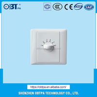 OBT-1005 PA System 5W Volume Controller Volume Switch for Speakers