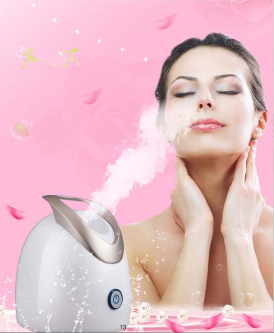 Beauty equipment facial staemer wholesale portable facial steamer