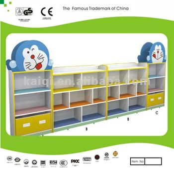 Children school furniture toy shelf for kindergarten buy for Mobiliario para kinder