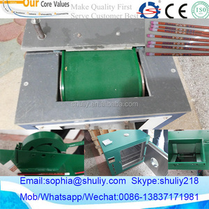 Easy to handle pencil making machine line