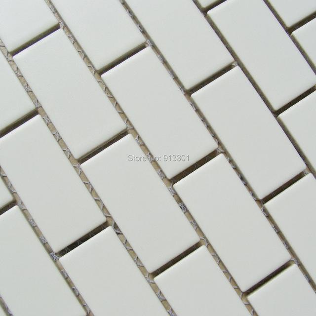 Cheap Ceramic Bathroom Tiles: Ceramic Mosaic Tile Porcelain Subway Brick Kitchen Back