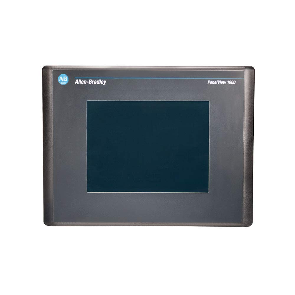 Allen-Bradley - Rockwell Automation | 2711-T10C20/F | PanelView 1000 Color Terminal Touch Screen (Certified Refurbished)