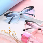 2746 fashion one piece lens detachable solar eclipse foster grant sunglasses