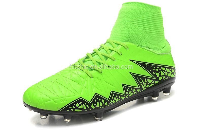 2016 Men Custom Soccer Shoes Football Shoes For Men Soccer Cleats ... 0c1d7e2084f6