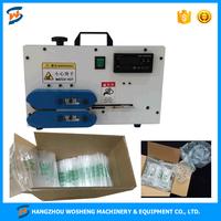 WS hotsale air bubble machine, air bubble packaging making machine