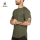 High quality custom running wear wholesale mens gym bulk blank t shirts