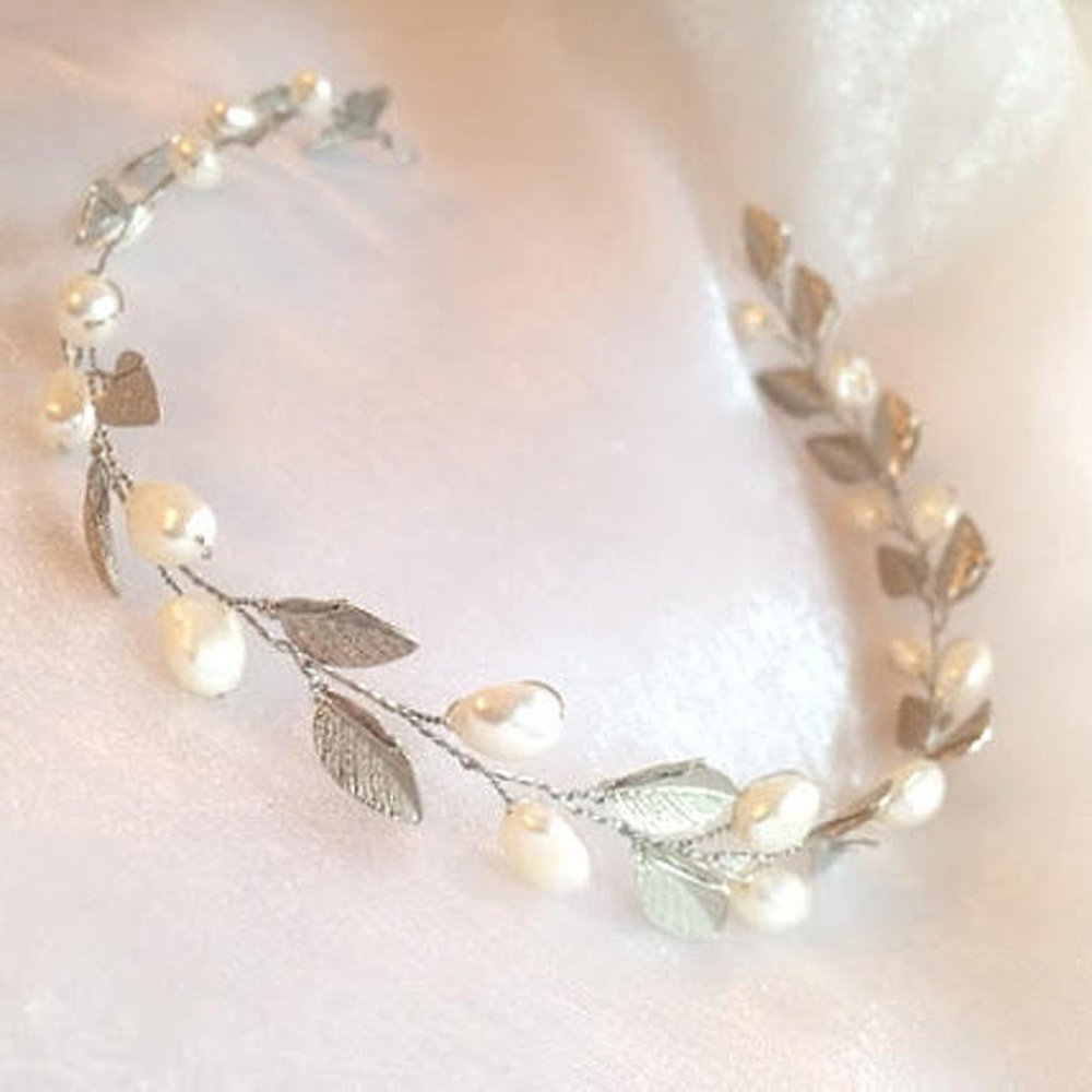 Buy Ac Handmade Bridal Wedding Headband Jewelry For Women Fashion