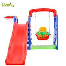 Kids Home Set Plastic Slide & Swing Play Sets