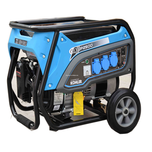 TOP 10 factory offer : new design 15hp engine powered 5000w 6000w gasoline generator 3000 with key start